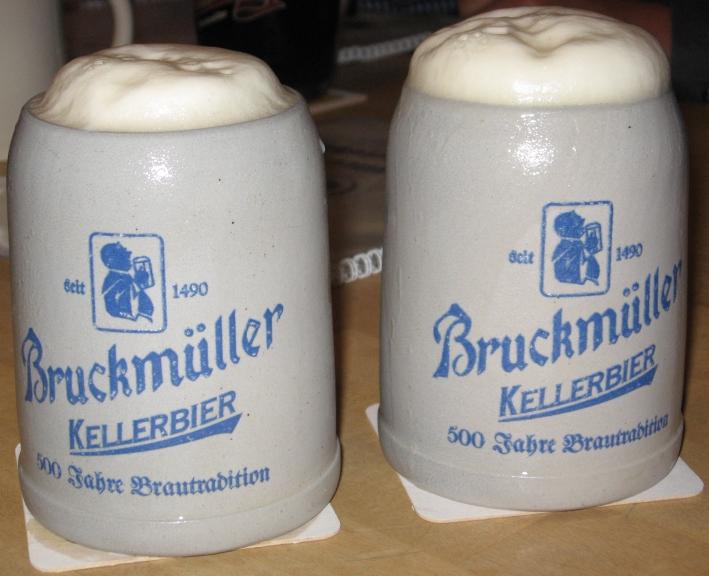 Brauerei Bruckmüller GmbH, Amberg, Bier in Bayern, Bier vor Ort, Bierreisen, Craft Beer, Brauerei