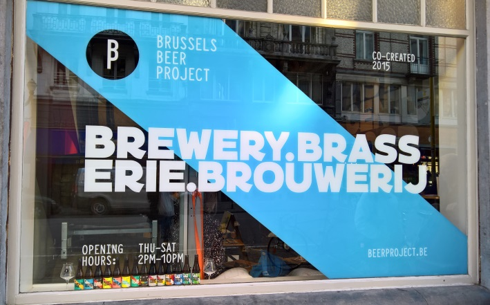 Brussels Beer Project, Brüssel, Bier in Belgien, Bier vor Ort, Bierreisen, Craft Beer, Brauerei