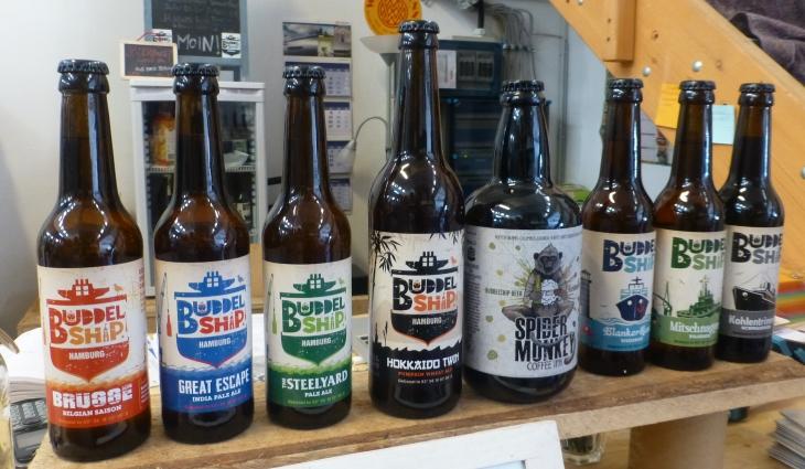Buddelship Brauerei Hamburg, Hamburg, Bier in Hamburg, Bier vor Ort, Bierreisen, Craft Beer, Brauerei