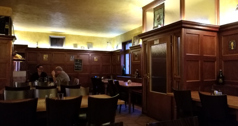 Pivovar U Bulovky, Prag, Bier in Tschechien, Bier vor Ort, Bierreisen, Craft Beer, Brauerei