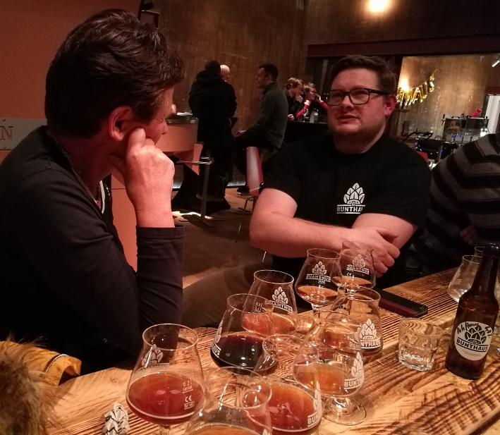 Bunthaus Schankraum, Hamburg, Bier in Hamburg, Bier vor Ort, Bierreisen, Craft Beer, Bierbar