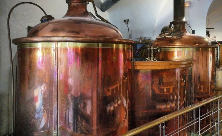 Pivovar Černý Orel, Kroměříž, Bier in Tschechien, Bier vor Ort, Bierreisen, Craft Beer, Brauerei