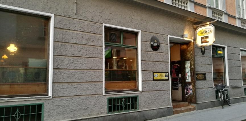 Chelsea Pub, Linz, Bier in Österreich, Bier vor Ort, Bierreisen, Craft Beer, Bierbar