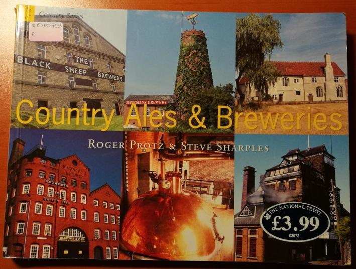 Country Ales & Breweries, England, Wales, Schottland Bier in Großbritannien, Bier vor Ort, Bierreisen, Craft Beer, Brauerei, Bierbuch