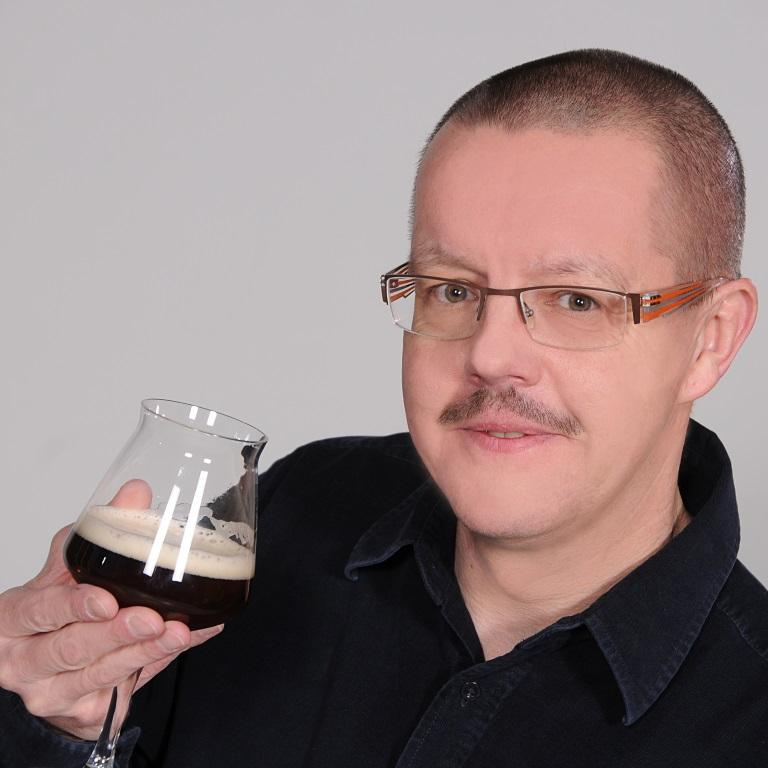 Bier vor Ort – Der Autor