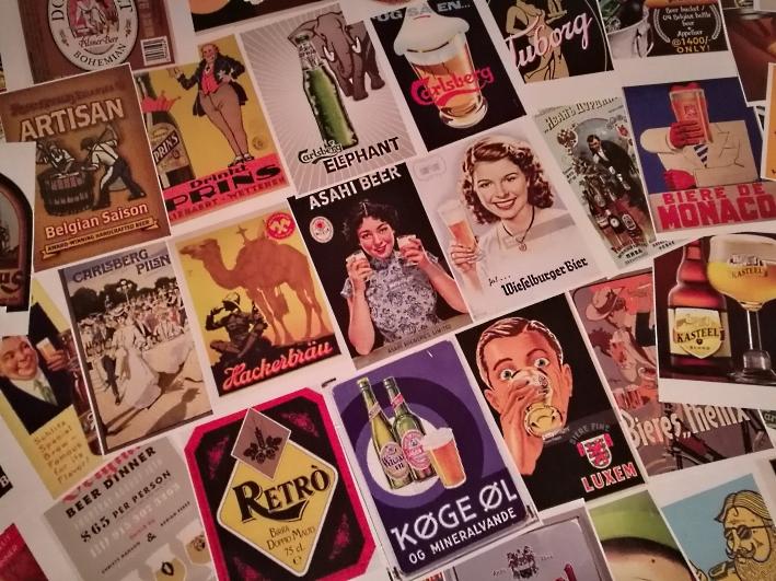 Delirium Cafe Vienna, Wien, Bier in Österreich, Bier vor Ort, Bierreisen, Craft Beer, Bierbar