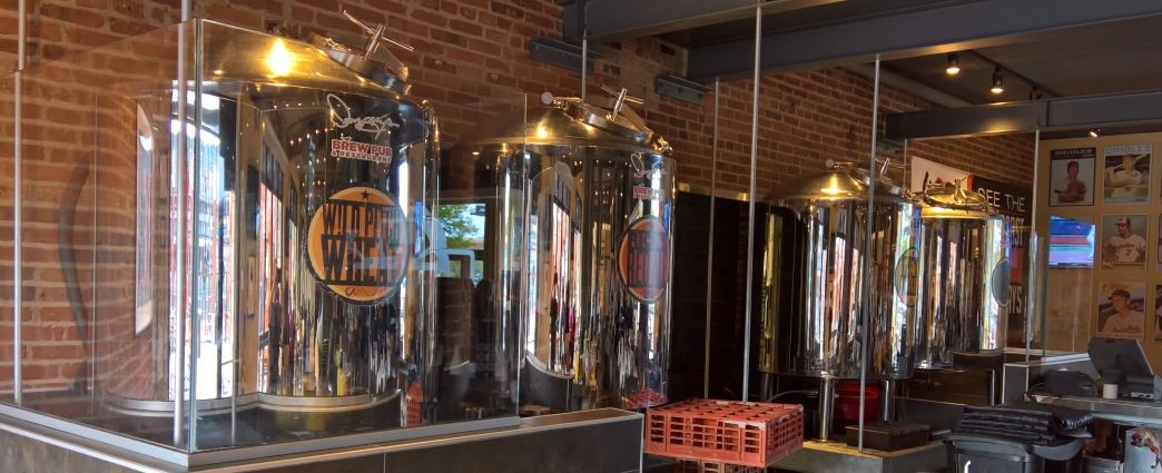 Dempsey's Brew Pub and Restaurant, Baltimore, Bier in Maryland, Bier vor Ort, Bierreisen, Craft Beer, Brauerei