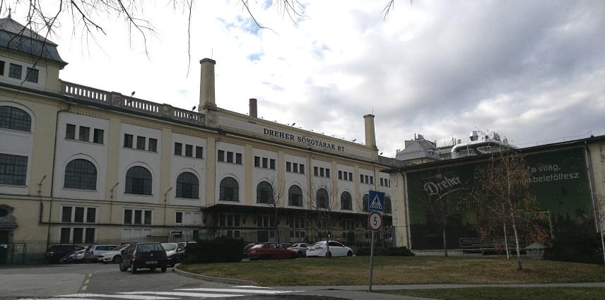 Dreher Sörgyárak Zrt., Budapest, Bier in Ungarn, Bier vor Ort, Bierreisen, Craft Beer, Brauerei, Brauereimuseum