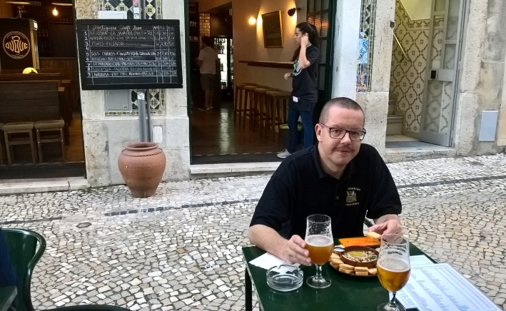 Duque Brewpub, Lissabon, Bier in Portugal, Bier vor Ort, Bierreisen, Craft Beer, Brauerei, Bierbar