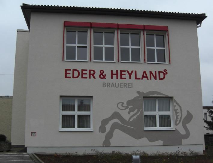 Eder & Heylands Brauerei GmbH & Co. KG, Großostheim, Bier in Bayern, Bier vor Ort, Bierreisen, Craft Beer, Brauerei