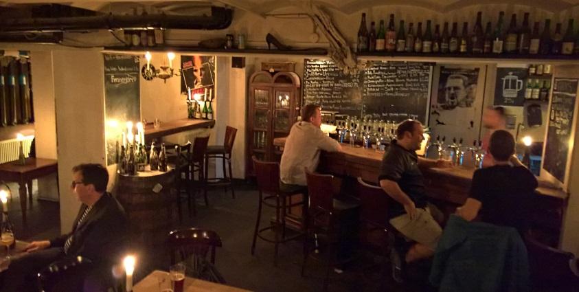 Fermentoren Beer Bar, Kopenhagen, Bier in Dänemark, Bier vor Ort, Bierreisen, Craft Beer, Bierbar