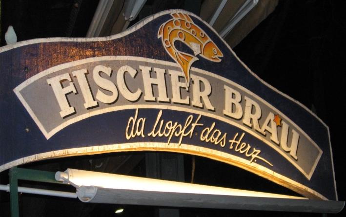 Fischer Bräu, Wien, Bier in Österreich, Bier vor Ort, Bierreisen, Craft Beer, Brauerei