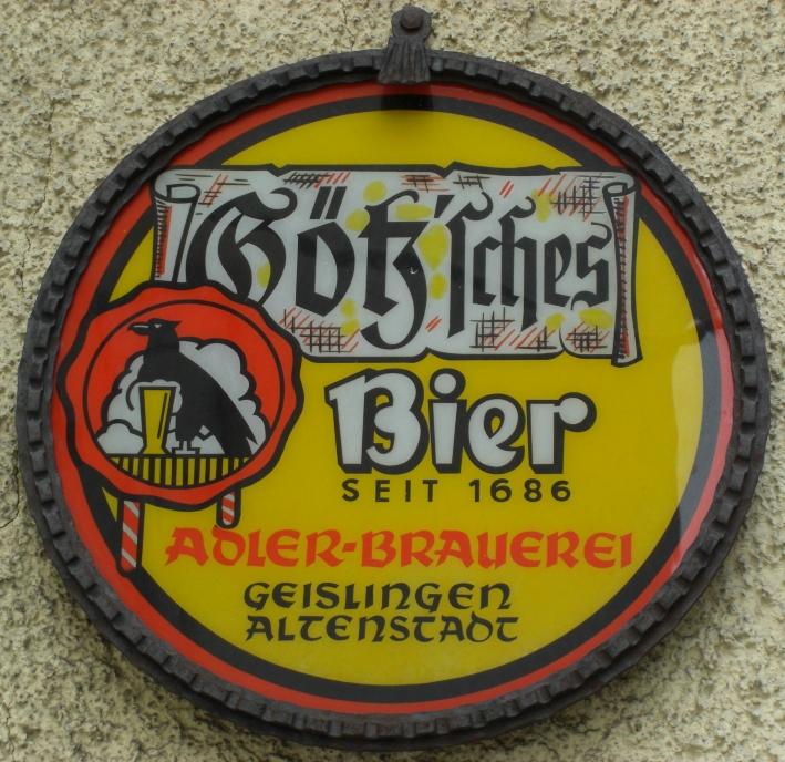 Adler Brauerei Götz, Geislingen