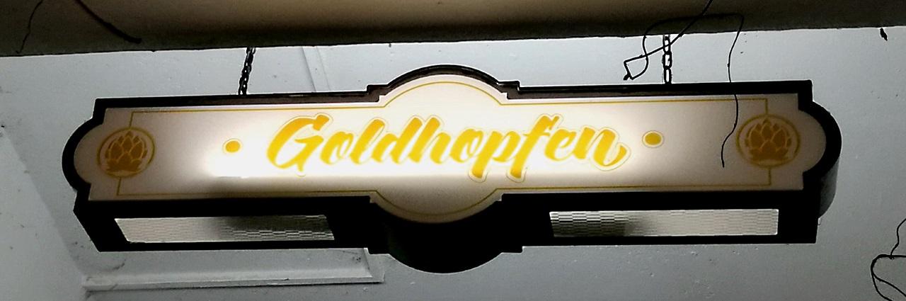Goldhopfen – Craft Beer Bar Leipzig, Leipzig, Bier in Sachsen, Bier vor Ort, Bierreisen, Craft Beer, Bierbar