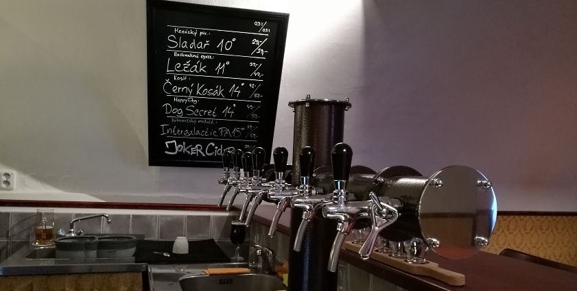 Good Beer Club, Olomouc, Bier in Tschechien, Bier vor Ort, Bierreisen, Craft Beer, Bierbar