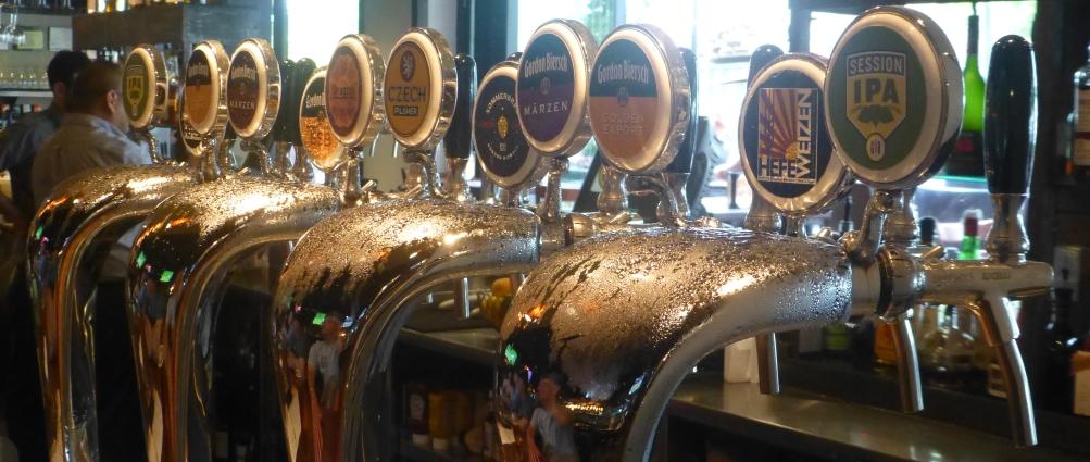 Gordon Biersch Brewing Company, Baltimore, Bier in Maryland, Bier vor Ort, Bierreisen, Craft Beer, Brauerei