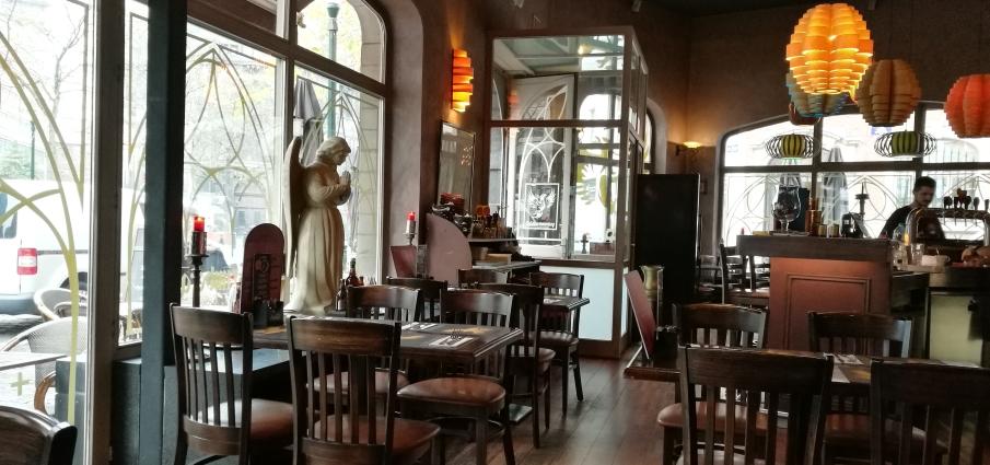 Brasserie Grimbergen Café, Brüssel, Bier in Belgien, Bier vor Ort, Bierreisen, Craft Beer, Bierbar, Bierrestaurant, Trappistenbier