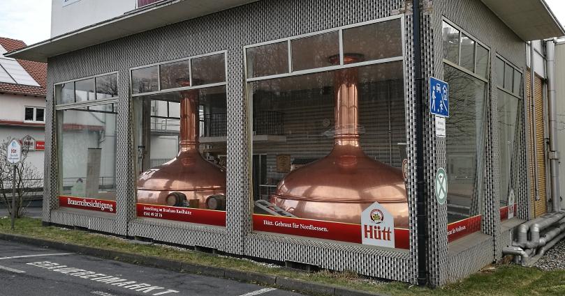 Hütt-Brauerei Bettenhäuser GmbH & Co. KG, Baunatal, Bier in Hessen, Bier vor Ort, Bierreisen, Craft Beer, Brauerei
