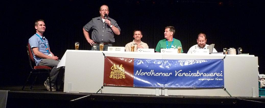 Haus- und Hobbybrauertage 2011, Nordhorn, Bier in Niedersachsen, Bier vor Ort, Bierreisen, Craft Beer, Hausbrauertreffen