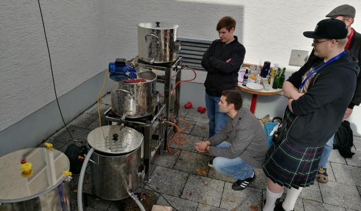 HHBT 2017, Ochsenhausen, Bier in Baden-Württemberg, Bier vor Ort, Bierreisen, Craft Beer, Bierfestival, Bierseminar, Bierbuch, Schaubrauen
