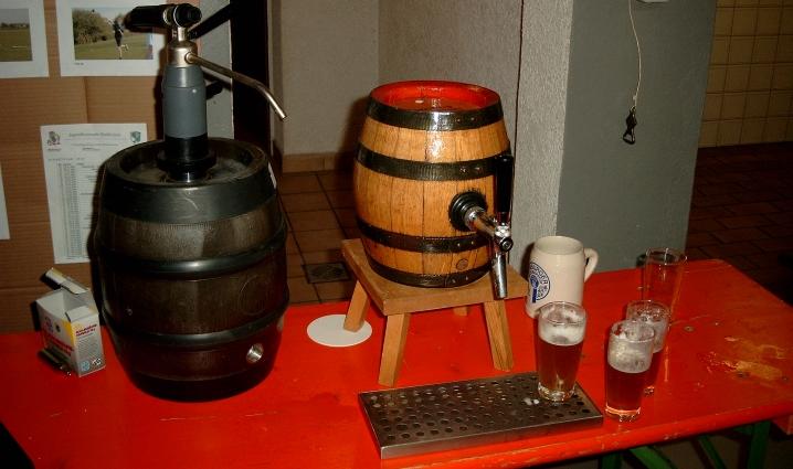 Hausbrauertreffen Nassauer Land 2003, Dietkirchen, Bier in Hessen, Bier vor Ort, Bierreisen, Craft Beer