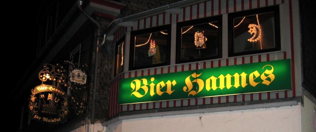 Brauerei zur Mainkur – Bier-Hannes, Frankfurt, Bier in Hessen, Bier vor Ort, Bierreisen, Craft Beer, Brauerei, Brauereigasthof