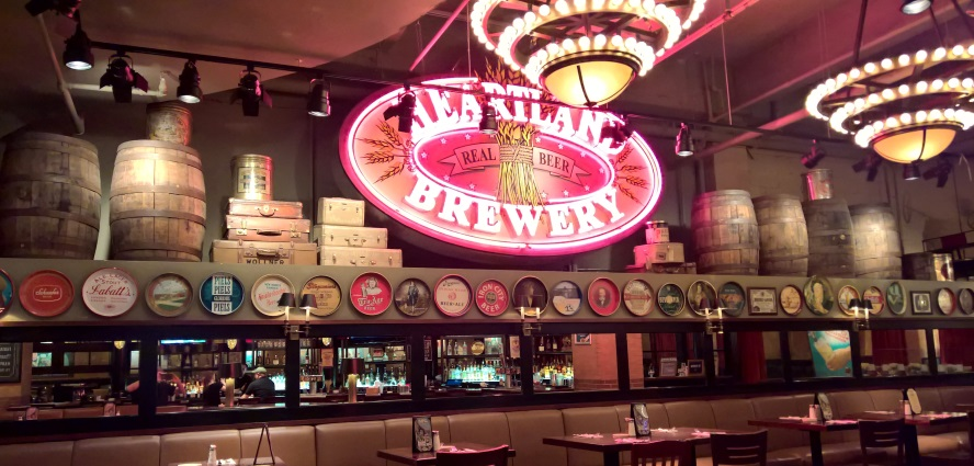 Heartland Brewery and Rotisserie, New York City, Bier in New York, Bier vor Ort, Bierreisen, Craft Beer, Brauerei