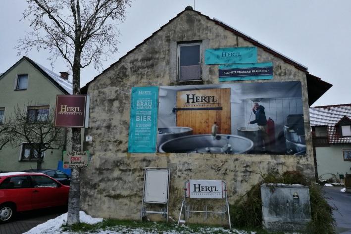 Braumanufaktur Hertl, Thüngfeld, Schlüsselfeld, Bier in Franken, Bier in Bayern, Bier vor Ort, Bierreisen, Craft Beer, Brauerei