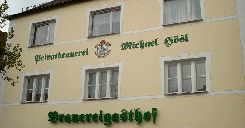 Hösl & Co Brauhaus GmbH, Mitterteich, Bier in Bayern, Bier vor Ort, Bierreisen, Craft Beer, Brauerei, Brauereigasthof