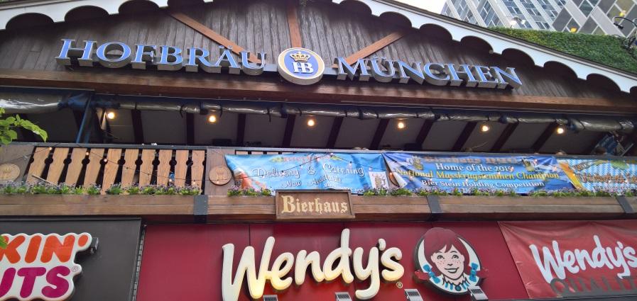 Hofbräu Bierhaus NYC, New York City, Bier in New York, Bier vor Ort, Bierreisen, Craft Beer, Bierbar
