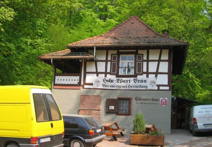 Hohe-Wart-Haus, Bessenbach, Bier in Hessen, Bier vor Ort, Bierreisen, Craft Beer, Brauerei
