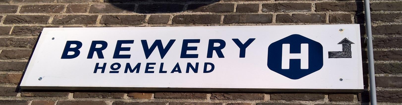 Homeland Brewery, Amsterdam