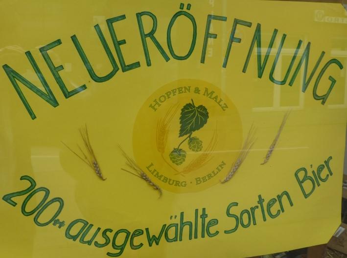 Hopfen & Malz, Limburg