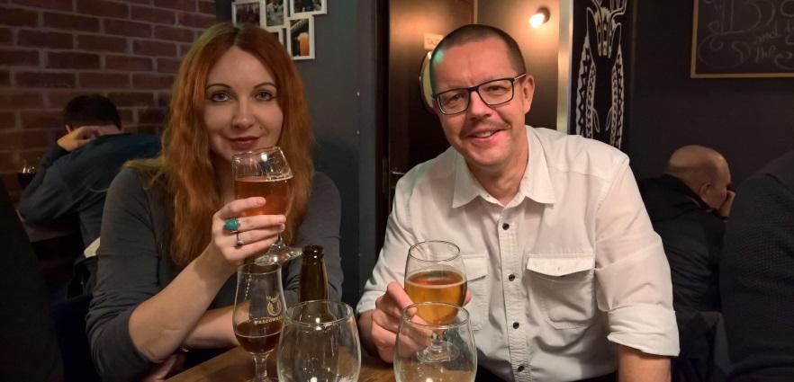 Hoppiness, Warszawa, Bier in Polen, Bier vor Ort, Bierreisen, Craft Beer, Bierbar