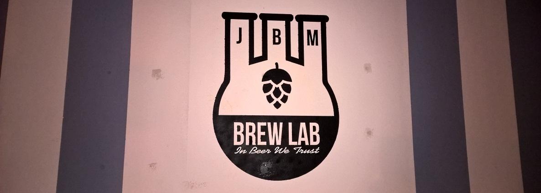 JBM Brew Lab Pub, Brno, Bier in Tschechien, Bier vor Ort, Bierreisen, Craft Beer, Bierbar