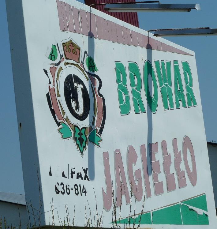 Browar Jagiełło Sp.j., Chełm / Pokrówka, Bier in Polen, Bier vor Ort, Bierreisen, Craft Beer, Brauerei