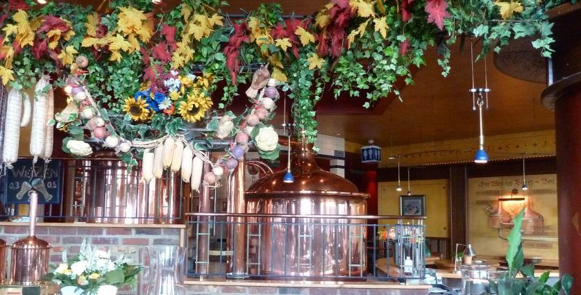 Brauhaus Joh. Albrecht, Hamburg, Bier in Hamburg, Bier vor Ort, Bierreisen, Craft Beer, Brauerei