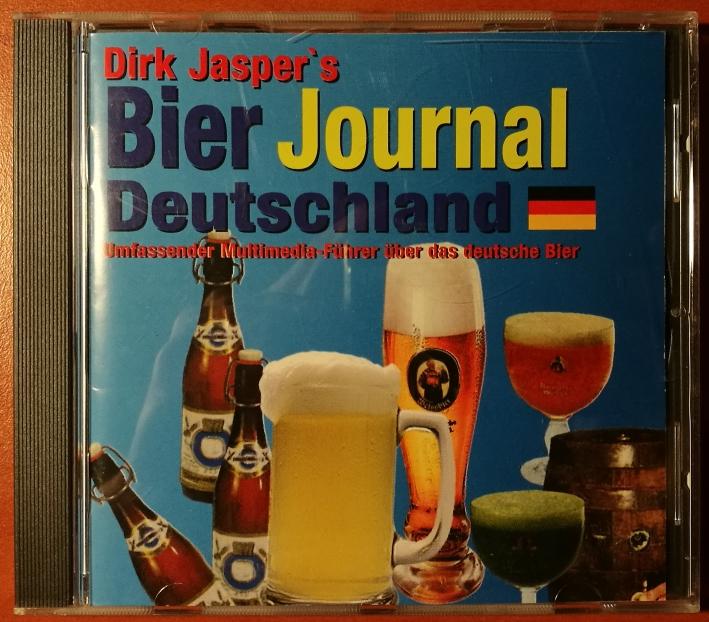 Dirk Jasper's Bier Journal Deutschland, Bier vor Ort