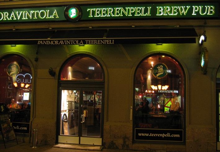 Teerenpeli Brew Pub, Helsinki, Bier in Finnland, Bier vor Ort, Bierreisen, Craft Beer, Brauerei, Bierbar