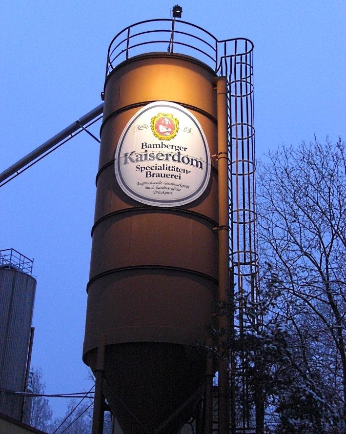 Kaiserdom Privatbrauerei Bamberg – Wörner GmbH & Co KG, Bamberg, Bier in Franken, Bier in Bayern, Bier vor Ort, Bierreisen, Craft Beer, Brauerei
