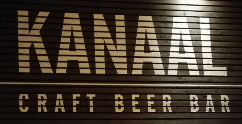 Kanaal Craft Beer Bar, Sofia, Bier in Bulgarien, Bier vor Ort, Bierreisen, Craft Beer, Bierbar