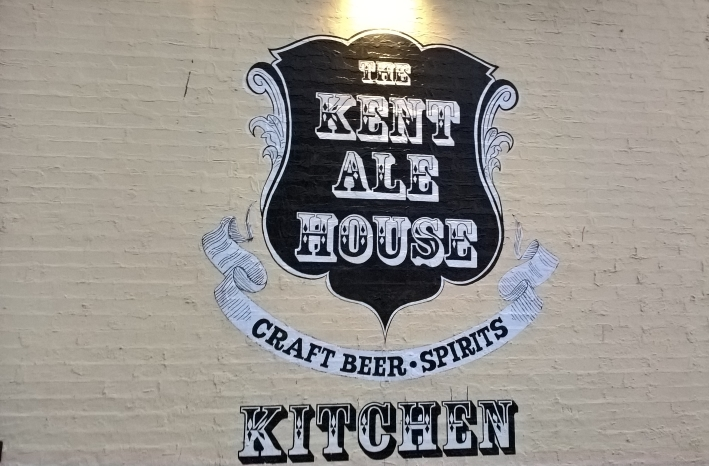 The Kent Ale House, Brooklyn, Bier in New York, Bier vor Ort, Bierreisen, Craft Beer, Bierbar