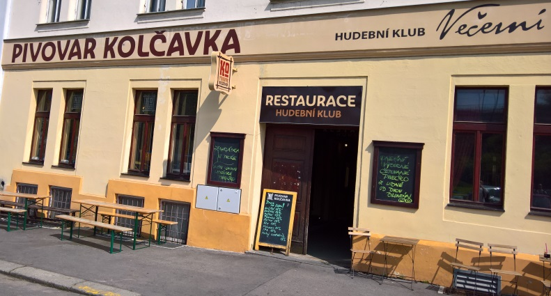 Pivovar Nad Kolčavkou, Prag, Bier in Prag, Bier vor Ort, Bierreisen, Craft Beer, Brauerei