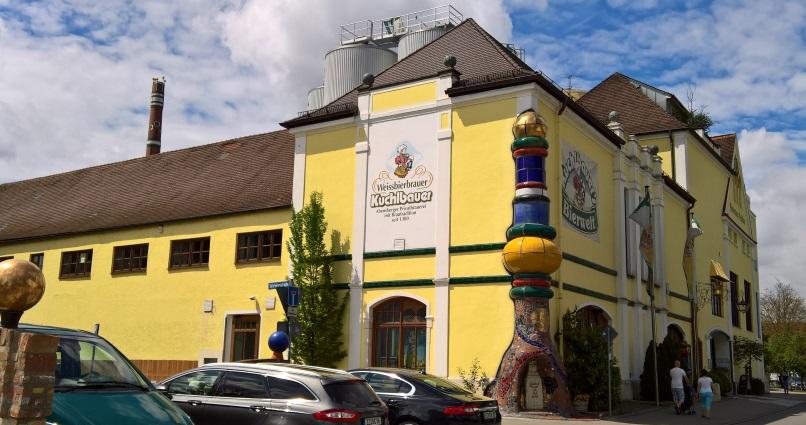 Brauerei zum Kuchlbauer GmbH & Co. KG, Abensberg, Bier in Bayern, Bier vor Ort, Bierreisen, Craft Beer, Brauerei, Brauereimuseum