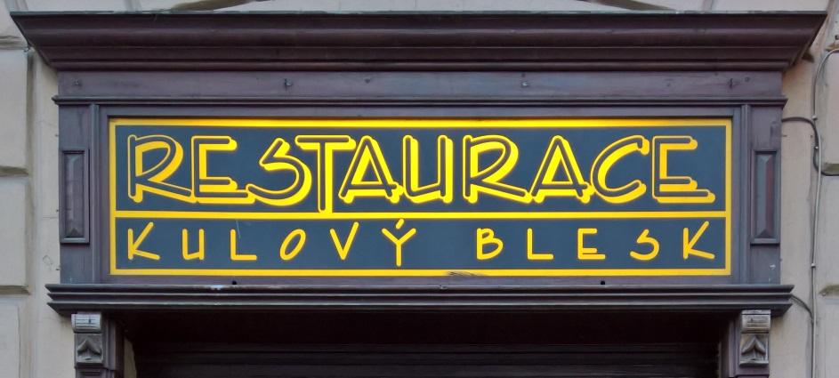 Restaurace Kulový Blesk, Prag, Bier in Prag, Bier vor Ort, Bierreisen, Craft Beer, Bierbar