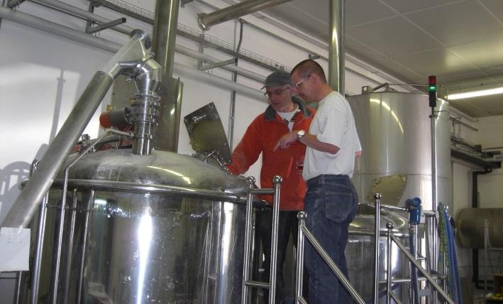 La Grihète – Brasserie Artisanale du Sud, Nyons, Bier in Frankreich, Bier vor Ort, Bierreisen, Craft Beer, Brauerei
