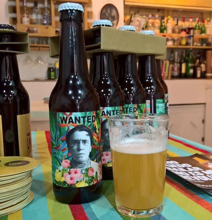 La Vida Tiene Sentidos, Madrid, Bierverkostung