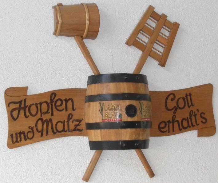 Lampl Brauerei – Handwerksmeister Gerhard Stanglmayr, Larsbach, Wolnzach, Bier in Bayern, Bier vor Ort, Bierreisen, Craft Beer, Brauerei