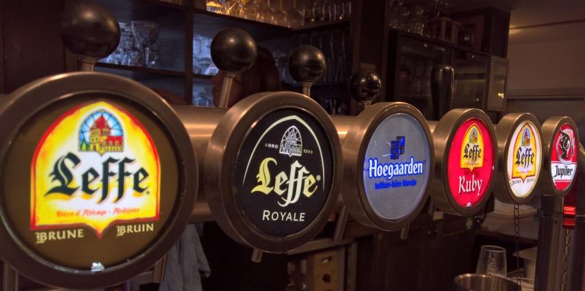 Café Leffel, Brüssel, Bier in Belgien, Bier vor Ort, Bierreisen, Craft Beer, Bierbar