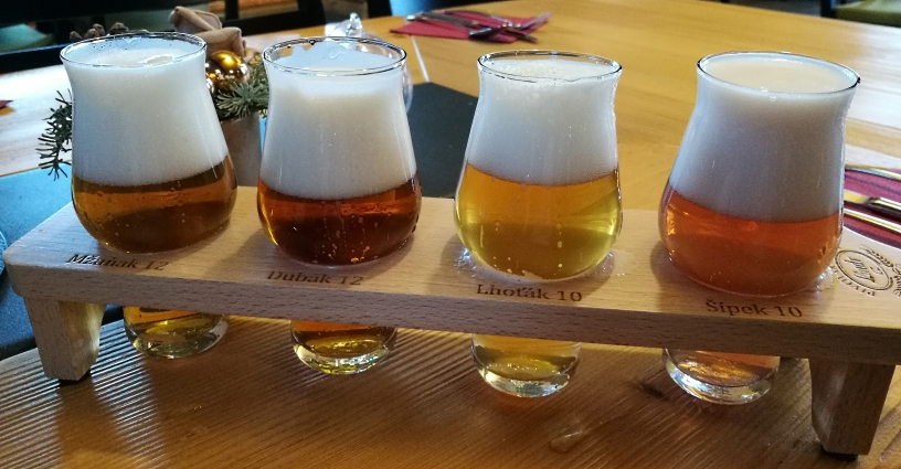 Pivovar Lindr Mžany, Mžany, Bier in Tschechien, Bier vor Ort, Bierreisen, Craft Beer, Brauerei